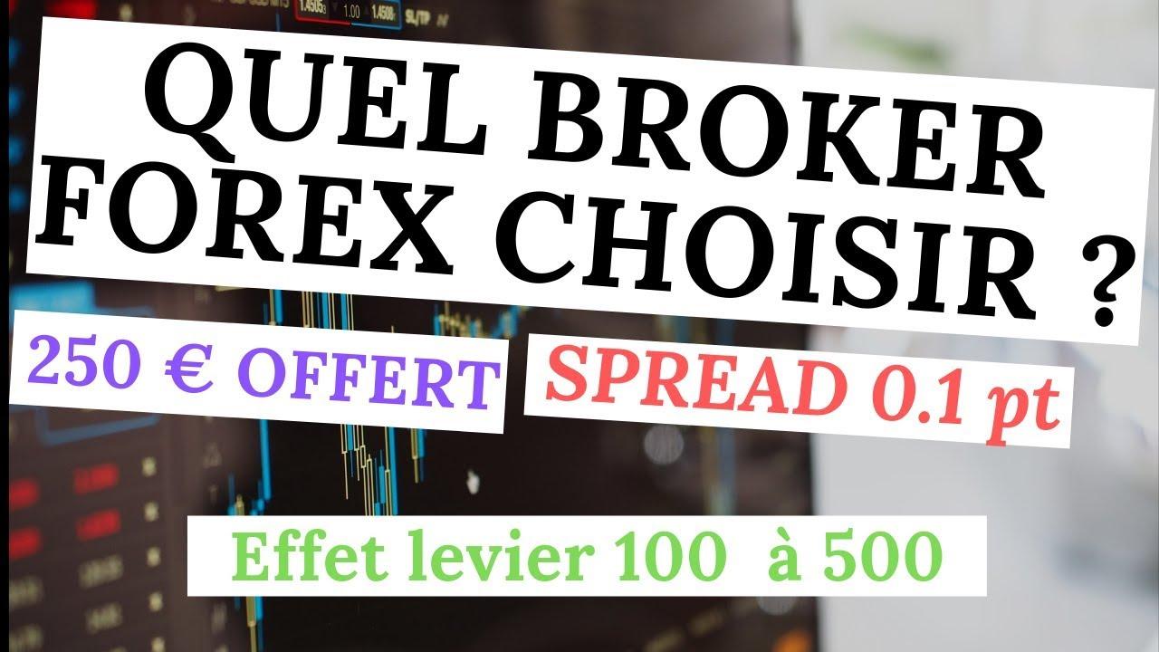 Quel broker choisir en ligne ?